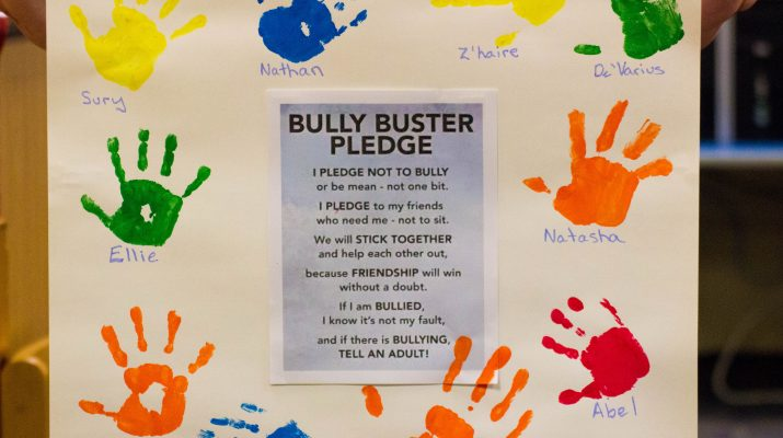 Anti Bully Week Poster