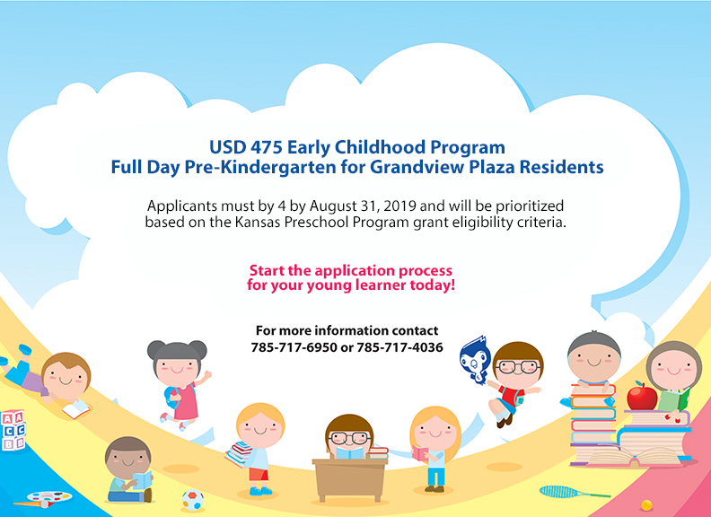 Early Childhood Opportunity at Grandview